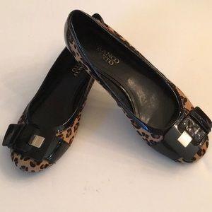 FRANCO SARTO leopard shoes